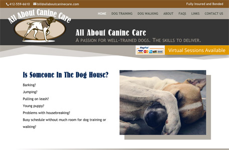 All About Canine Care