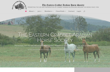 The Eastern Crabbet Arabian Horse Society