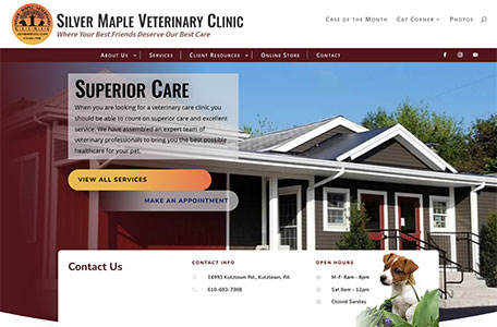 Silver Maple Veterinary Clinic